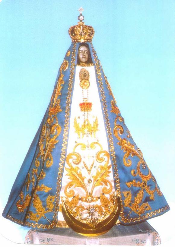 Reseña histórica, nuestro homenaje a la Virgen del Valle ante las sucesivas ofensas que está recibiendo de manos anónimas