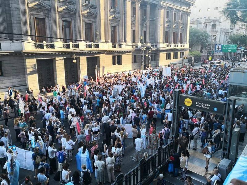 Marcha por la Vida: marchas y actos en Buenos Aires y más de 200 ciudades del país