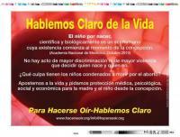 Congreso Nacional: miles de argentinos proclamaron que ¡madre e hijo por nacer son dos sujetos de derecho a los cuales hay que proteger!