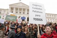 Asamblea de Portugal rechaza la eutanasia