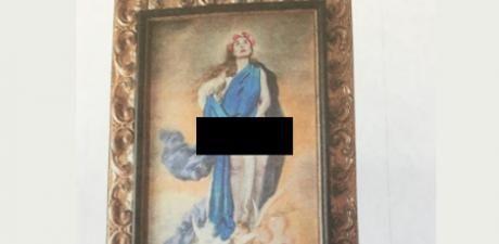 Admitida a trámite la demanda de Abogados Cristianos contra la obscena imagen de la Virgen María expuesta en Córdoba (España)