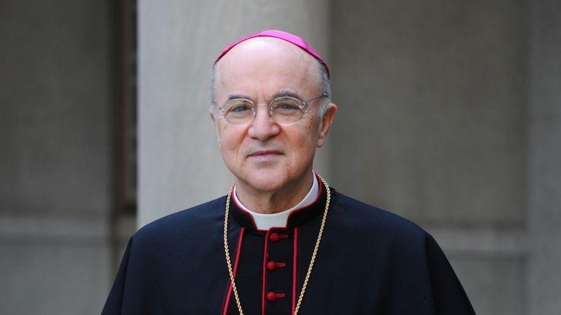 Acto de acusación al papa Francisco y de amor a la Iglesia de S.E. monseñor Carlo Maria Viganò