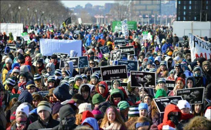 Gran Marcha por la Vida en Washington
