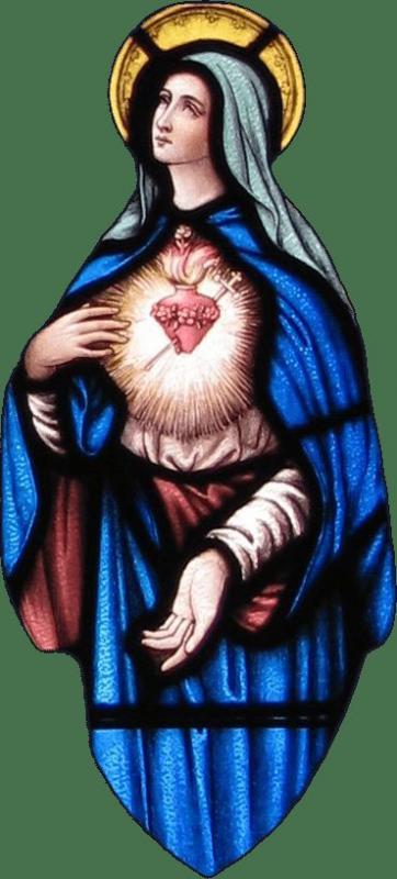 Fiesta del Corazón Inmaculado de María