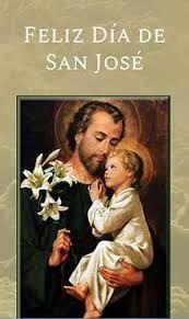 SAN JOSÉ ESPOSO DE MARÍA Y PADRE VIRGINAL DE JESUS