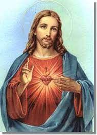 En la fiesta del Sagrado Corazón de Jesús