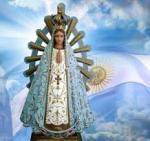 Virgen de Luján: ¡Anclé en tierra argentina y de aquí no me saca nadie!