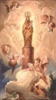 La Virgen del Pilar: firmeza que su intercesión y su devoción procura al pueblo de Dios.